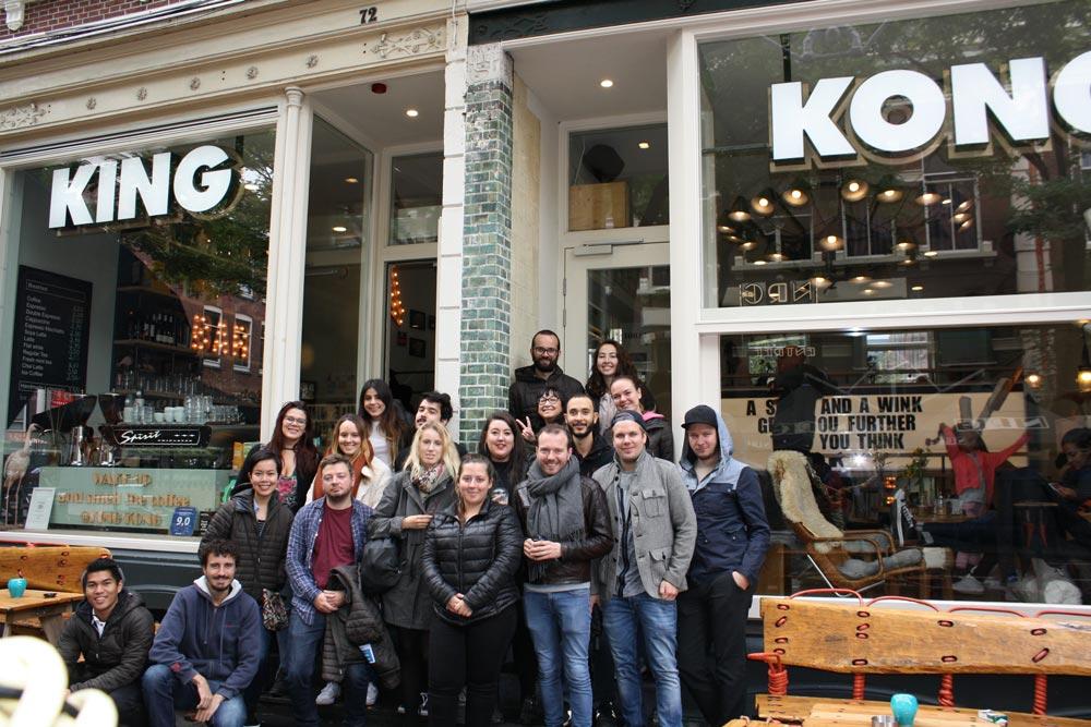 Editors trip to Rotterdam trivago