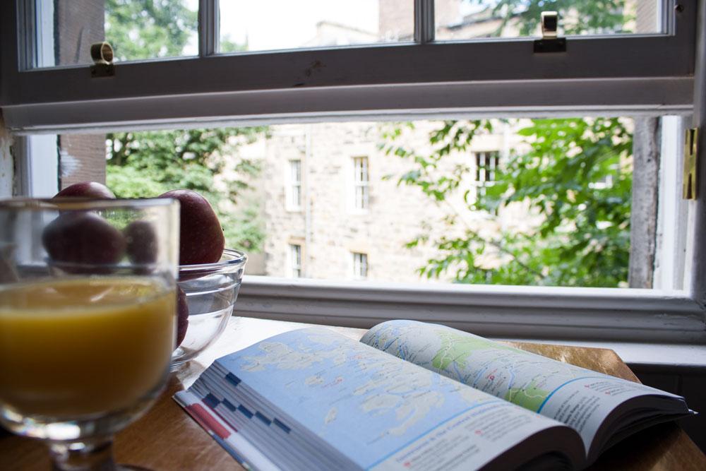Voyage solo en Écosse à Édimbourg - Planifier le voyage
