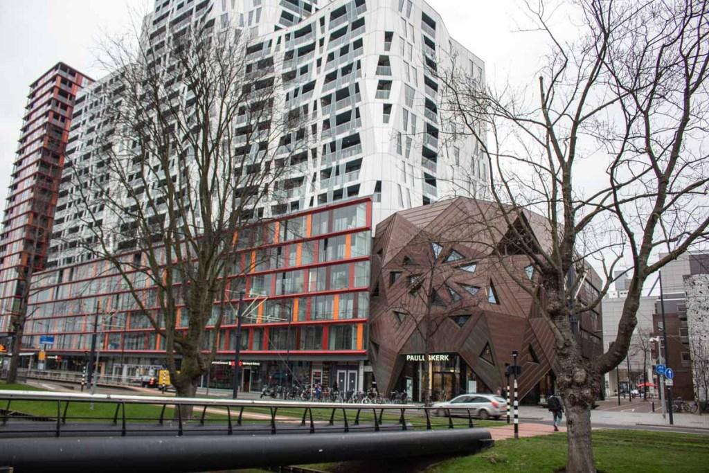 Week-end à Rotterdam - Rues de Rotterdam
