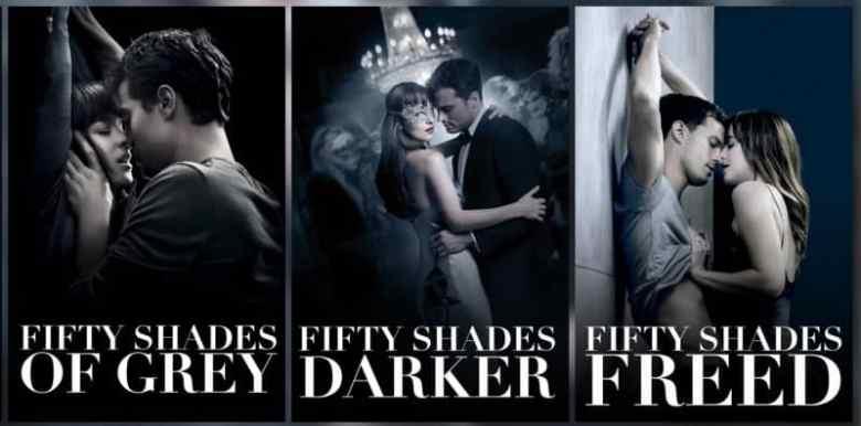 Fifty Shades Darker, Grey, Freed All 3 Movies Free Download Google Drive 1080p 720p x264 Hindi + English Dual Audio