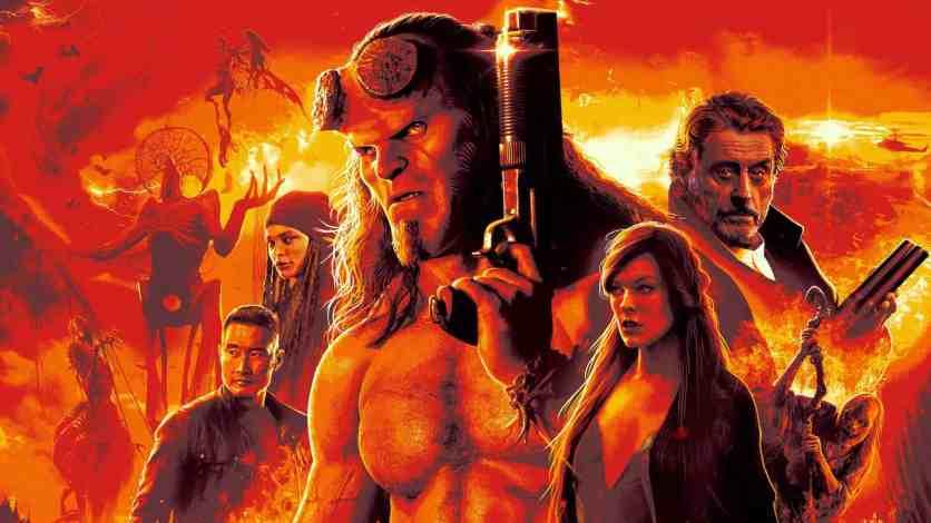 Hellboy (2019) 720p 1080p 2160p 4k Bluray Hindi Dubbed