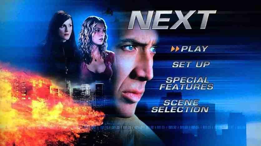 Next (2007) HD BLuray Hindi Dubbed Download