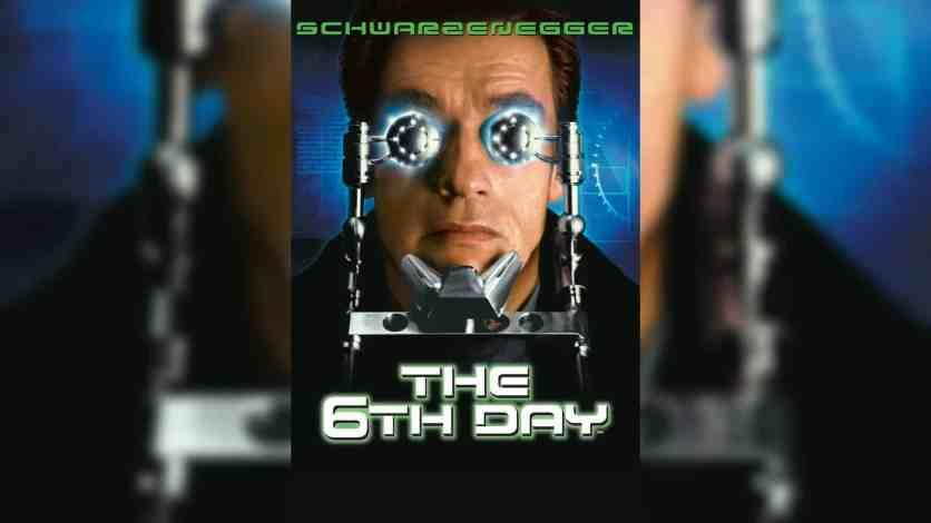 The 6th Day (2000) Bluray Google Drive Hindi Dubbed