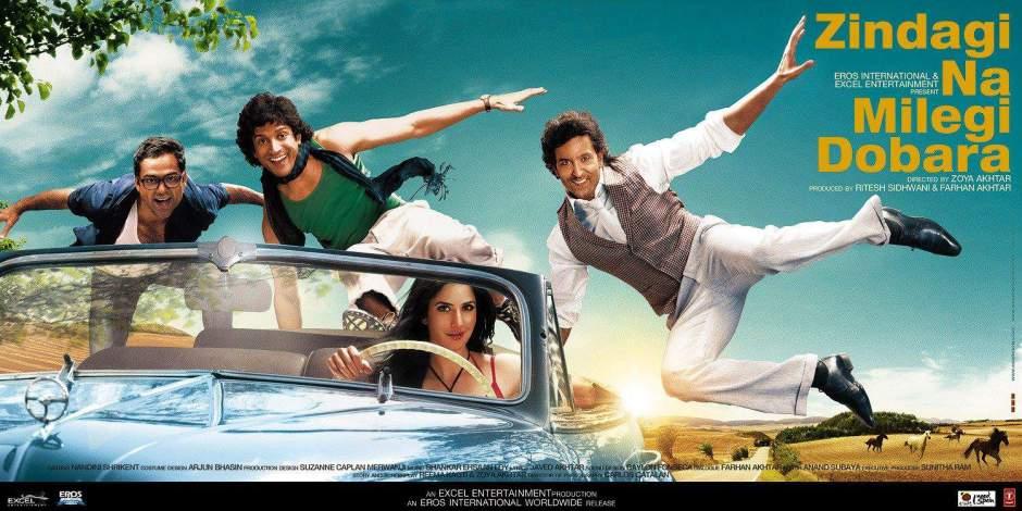 Zindagi Na Milegi Dobara (2011) Bluray Hindi Movie Download Full HD