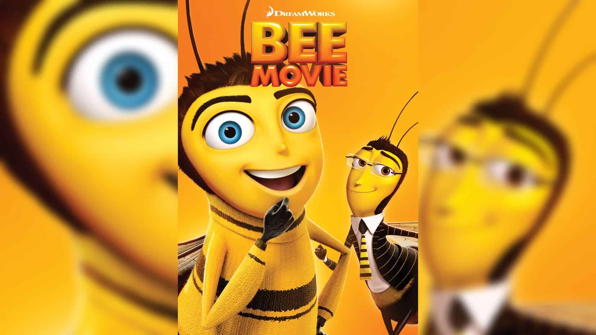 Bee Movie 2007 1080p Bluray X265 10bit Hevc Dual Audio Esub