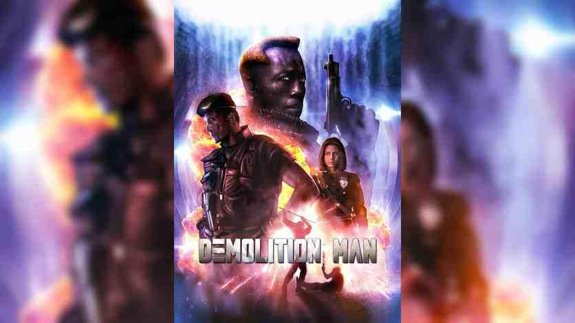 Demolition Man (1993) Bluray Google Drive Download