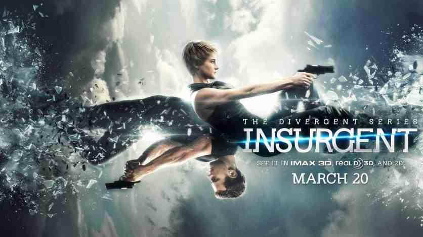 Insurgent (2015) BLuray Google Drive Download
