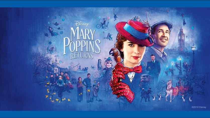 Mary Poppins Returns (2018) Movie Download 1080p Bluray