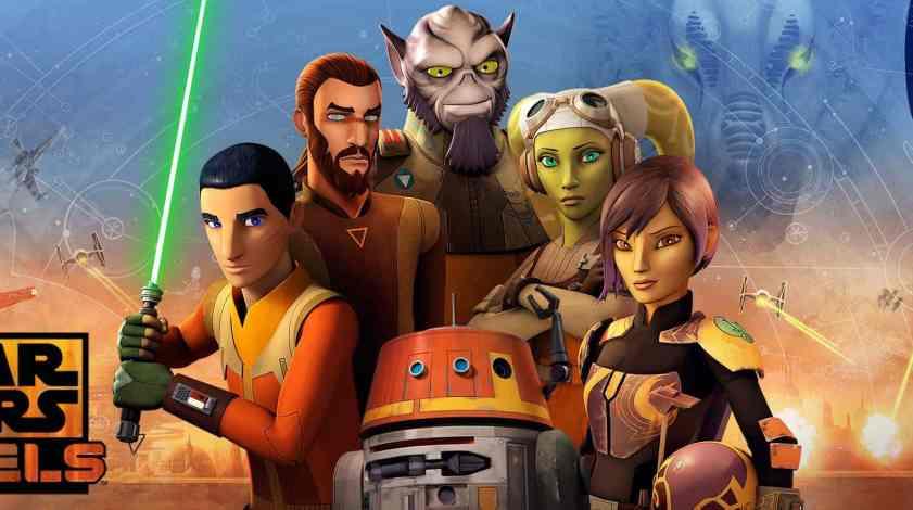 Star Wars Rebels (2014) Season 1 S01 1080p Bluray Google Drive Download