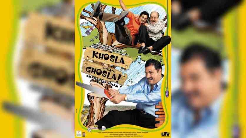 Khosla Ka Ghosla! (2006) Bluray Google Drive Download