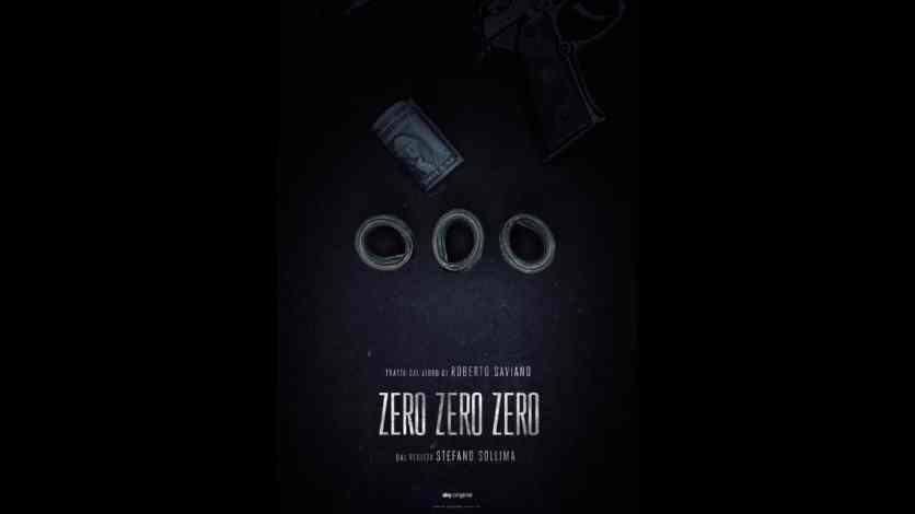 ZeroZeroZero (2019) Bluray Google Drive Download
