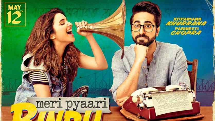 Meri Pyaari Bindu (2017) Bluray Google Drive Download