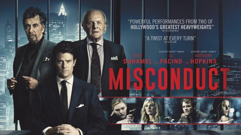 Misconduct (2016) Bluray Google Drive Download