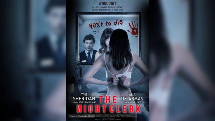 The Night Clerk (2020) Bluray Google Drive Download