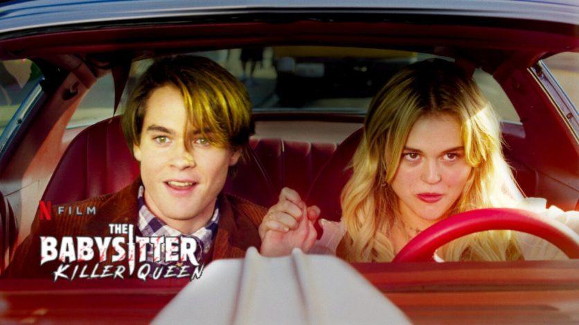 The Babysitter Killer Queen (2020) Google Drive Download