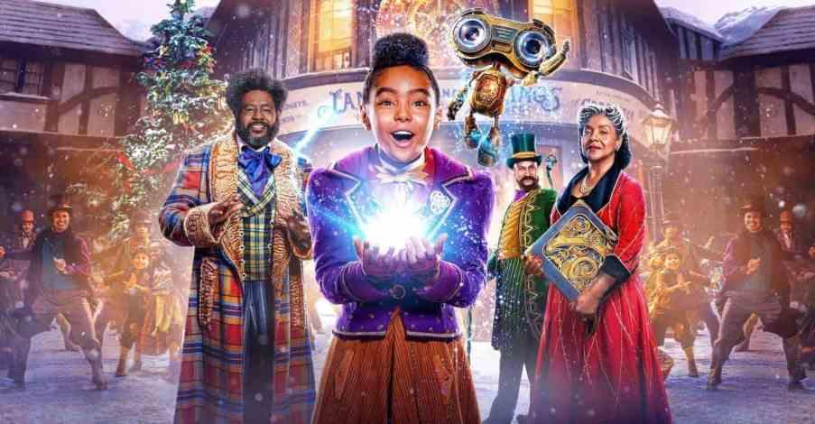 Jingle Jangle A Christmas Journey (2020) Bluray Google Drive Download