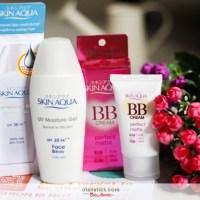 Review: Skin Aqua UV Moisture Gel & BB Cream