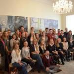 Lietuvos ambasadoje Nyderlanduose studentų susitikimas