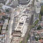 Šeštadienį per Delft tunelį paleidžiamas pirmasis traukinys