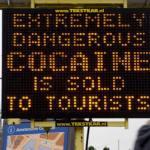 Amsterdame mirė dar du Britų turistai gavę heroino vietoj kokaino
