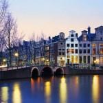 Lietuviai Amsterdame: čia nereikia galvoti apie sunkų rytojų