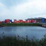 Urbanizacijos pavyzdžiai, garsinantys Nyderlandus