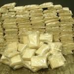 Sulaikyta didelė kokaino siunta Roterdame