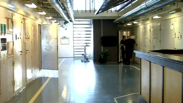 Norvegija nuomosis kalėjimus Olandijoje