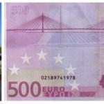 Tiltai ant euro banknotų jau nebe išgalvoti, pokštaudamas juos pastatė olandų architektas