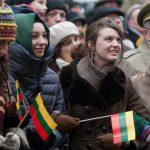 Liūdna statistika: lietuvių lietuvoje kasmet mažėja