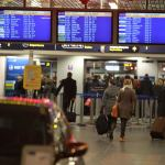 2014-aisiais per Lietuvos oro uostus skrido 3,8 mln. keleivių