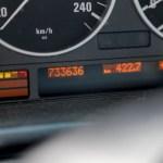 """Olandas per 12 metų su """"BMW 530d"""" nuvažiavo 668 tūkst. kilometrų"""
