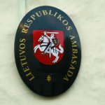 Lietuva svarsto, kad ambasada Belgijoje nebereikalinga