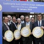 Lietuvoje minimalią alga ketinama didinti iki 350 eurų