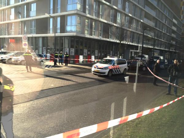 Police-cordon-off-crime-scene-investigation-on-Pieter-Callandlaand