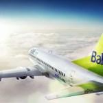 """Rygos oro uosto ir """"Air Baltic"""" turtas lieka areštuotas"""