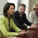 Aptartos galimybės užsienio lietuviams aktyviau dalyvauti šalies gyvenime