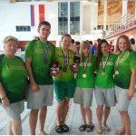 Iš pasaulio sportinio nardymo čempionato Rusijoje lietuviai parsivežė 6 medalius