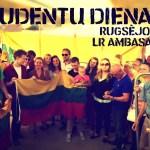 """Rugsėjo 26 dieną kviečiame į """"Studentų Dieną"""" ambasadoje"""