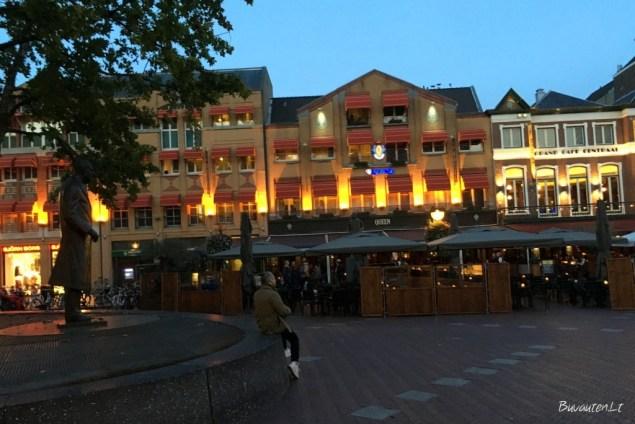 Eindhovenas pavakaryje
