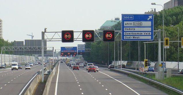 a10-amsterdam-road-traffic-jam
