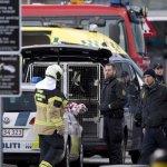 Evakuotas Kopenhagos oro uosto terminalas ir Diuseldorfo traukinių stotis