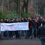 Olandija kritikuojama dėl kenksmingų sąlygų pabėgėlių palapinių stovyklose
