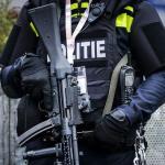 Roterdame olandų policija surengė naujus reidus