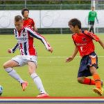 Olandijos talentų kalvėje įsitvirtinusi jaunoji Lietuvos futbolo viltis