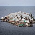 Viena tankiausiai pasaulyje apgyvendintų salų