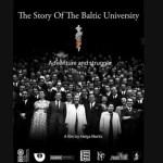 "Helgos Merits filmo ""Pabaltijo universiteto istorija"" peržiūra"