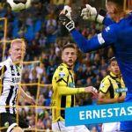 E.Šetkus geriausias savaitės žaidėjas Olandijoje