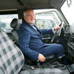 Ministras Kaune išbandė Nyderlanduose pirktą karinę techniką