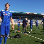 V. Slivkos klubo pralaimėjimas Olandijos futbolo taurės turnyre